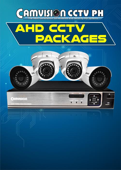 AHD CCTV PACKAGES