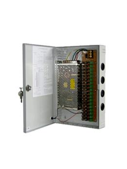 CENTRALIZE POWER SUPPLY (12v. DC POW-CAM9 10A.)