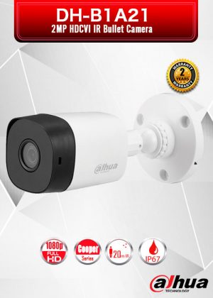 Dahua 2MP HDCVI IR Bullet Camera / DH-B1A21