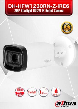 Dahua 2MP Starlight HDCVI IR Bullet Camera / DH-HFW1230RN-Z-IRE6