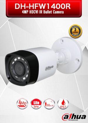 Dahua 4MP HDCVI IR Bullet Camera / DH-HFW1400R