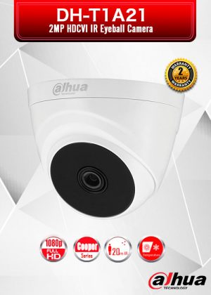 Dahua 2MP HDCVI IR Eyeball Camera / DH-T1A21
