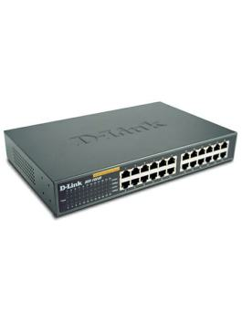 Dlink Gigabit 24 Port Switch
