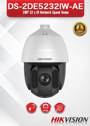 Hikvision 2MP 32X Network IR PTZ Camera - DS-2DE5232IW-AE